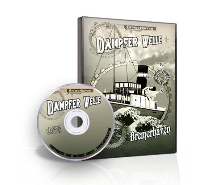 Dampfer Welle GAME
