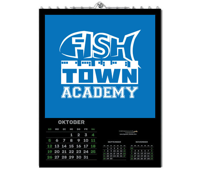 Fishtown Academy Kalender