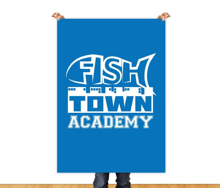 Fishtown Academy Poster